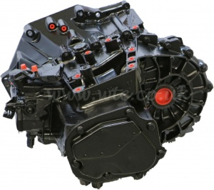 Citroen MB 6 Speed Gearbox